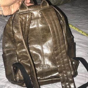 8376e135e7 Frye Bags - FRYE Melissa leather Mini backpack